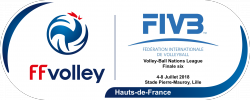 (Image miniature) VOLLEY NATIONS LEAGUE